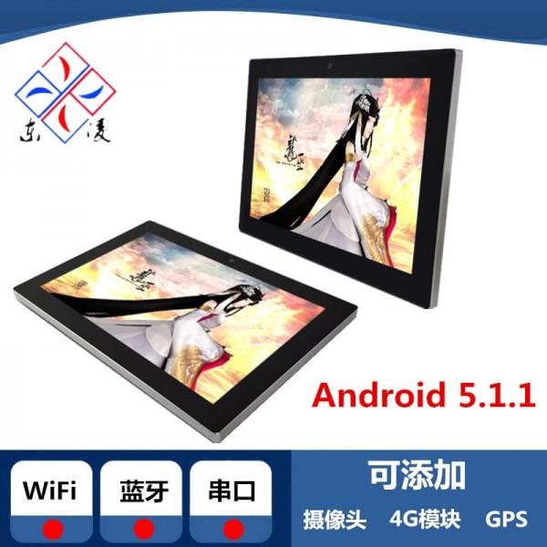 安卓5.1.1电容屏10.1寸工业一体机WiFi/4G全网通