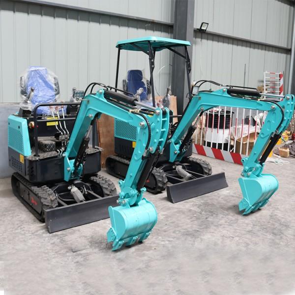 供应1.5吨微型小挖机 全回转微型挖掘机