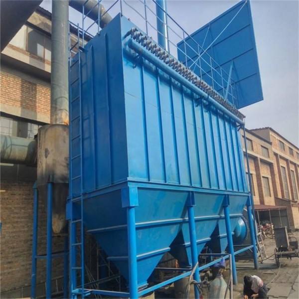 脉冲单机锅炉中央布袋除尘器滤筒袋木工粉尘收集工业除尘环保设备
