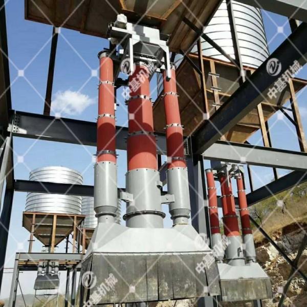 无尘散装机 库底散装设备 中基矿山设备