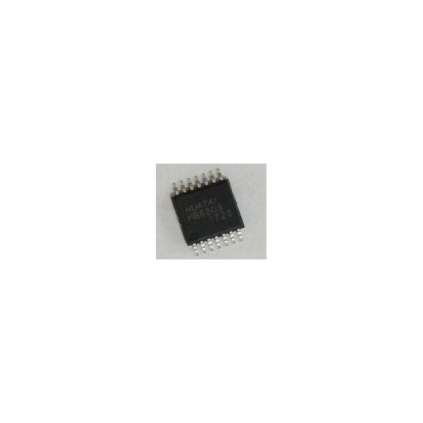 高压低功耗同步升压芯片HB6803