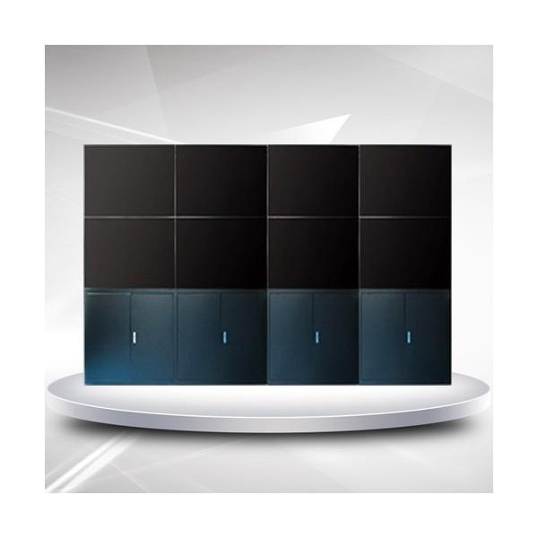 拼接屏机柜定制电视墙机柜