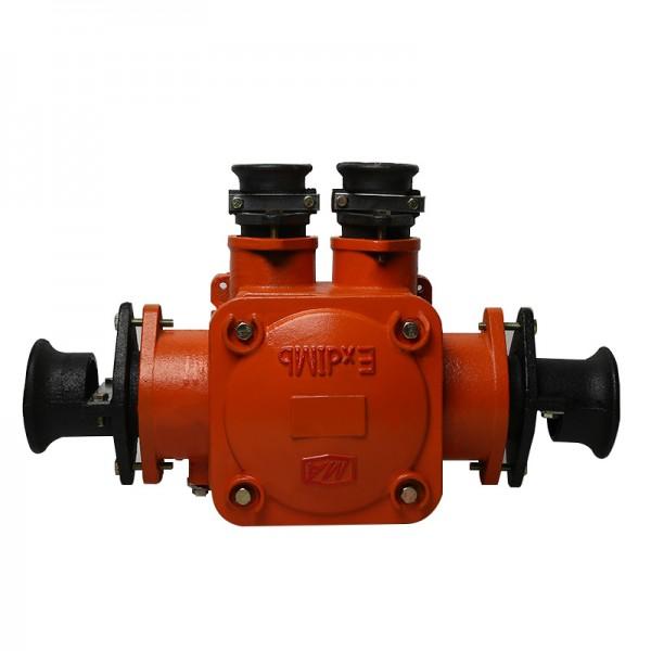 供应BHD2-400/1140-4T低压矿用隔爆型电缆接线盒