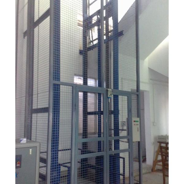 山西导轨式升降机,升降货梯,升降平台,厂房装卸平台