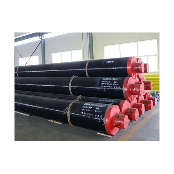 预制直埋聚氨酯保温钢管 聚氨酯保温钢管