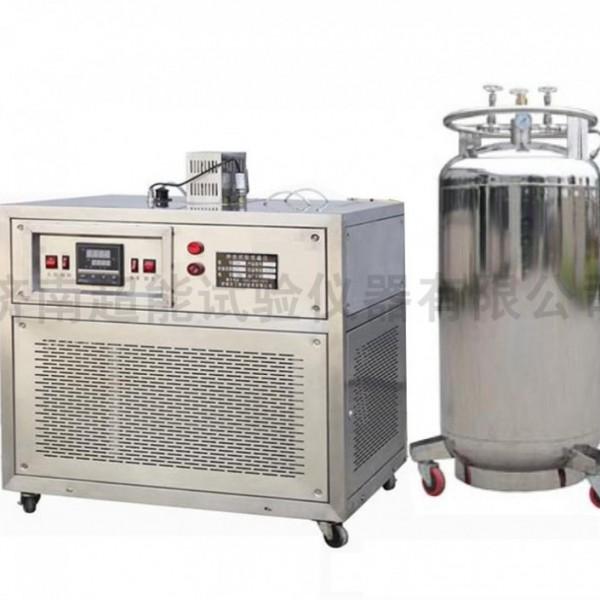 -196度冲击试验低温槽,冲击试验用液氮低温槽