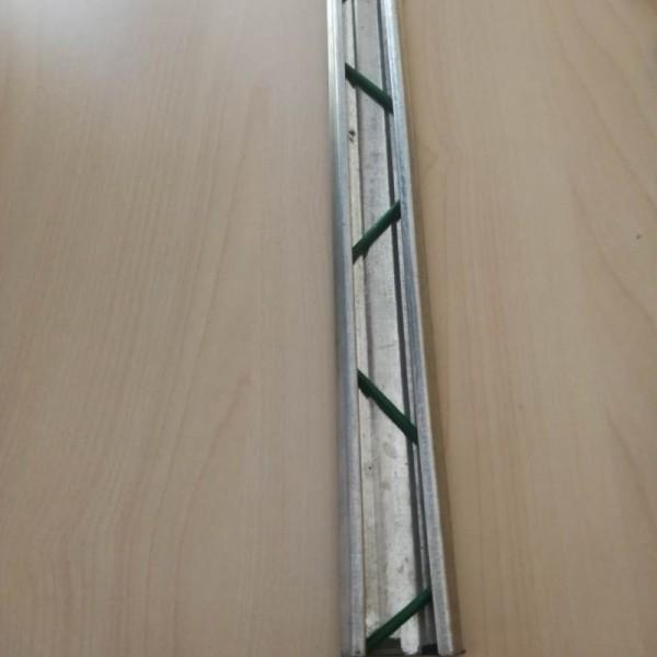 大棚卡槽压膜槽方便省力超级好用泊头鼎真厂家供应