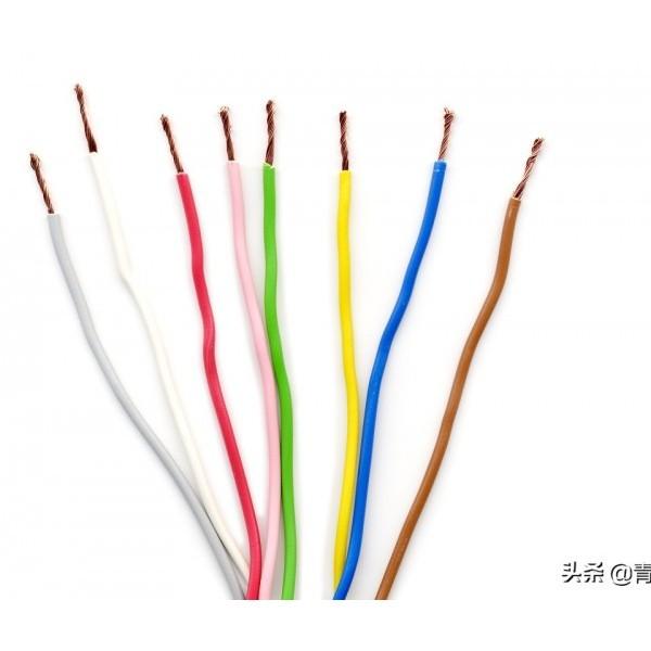 家庭装修该选用什么样的电线,电线颜色你用对了吗?