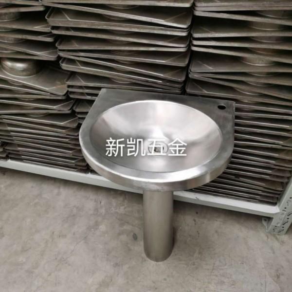 监狱用不锈钢洗手盆 304不锈钢台盆