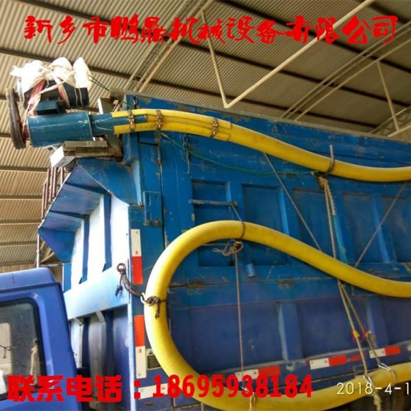 吸粮机车载软管抽良机小麦玉米家用全自动抽谷输送机