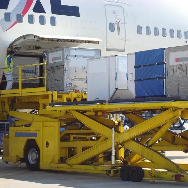 集装货物装载机