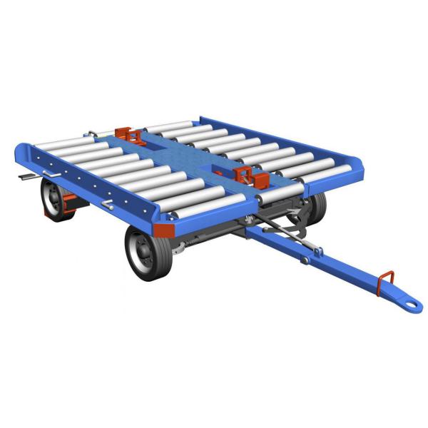 小板车集装箱板车