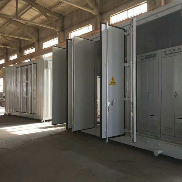 厂家销售箱式新能源预制舱 光电设备集装箱预制舱 标准化定制