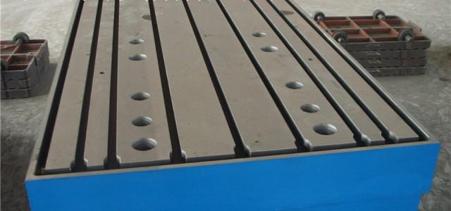 平顶山铸铁三维柔性焊接平台与传统焊接平台有什么不同?
