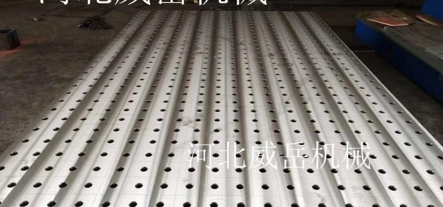 秦皇岛铸铁试验平板的工作步骤和日常养护方法