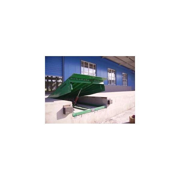 固定式登车桥手动电动液压斜坡月台物流集装箱装卸平台