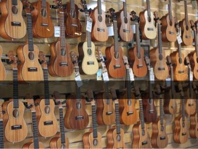 广州尤克里里吉他专卖培训琴行,成