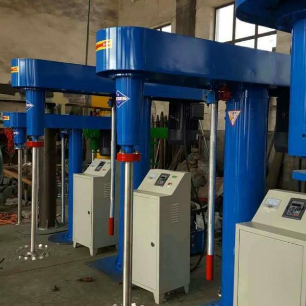 化工油漆用大型30KW高速分散机