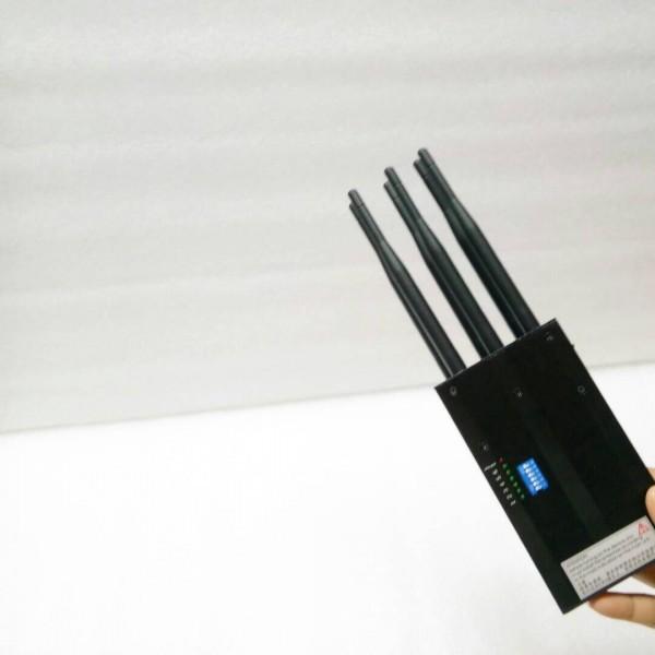 BCSK-T60A手持gps屏蔽器的工作原理