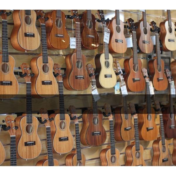 广州成与乐现代音乐中心,专业尤克里里吉他专卖培训乐器店琴行