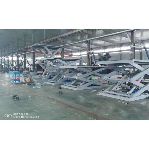 湖北黄石固定剪叉式升降作业平台,固定升降平台生产定制厂家