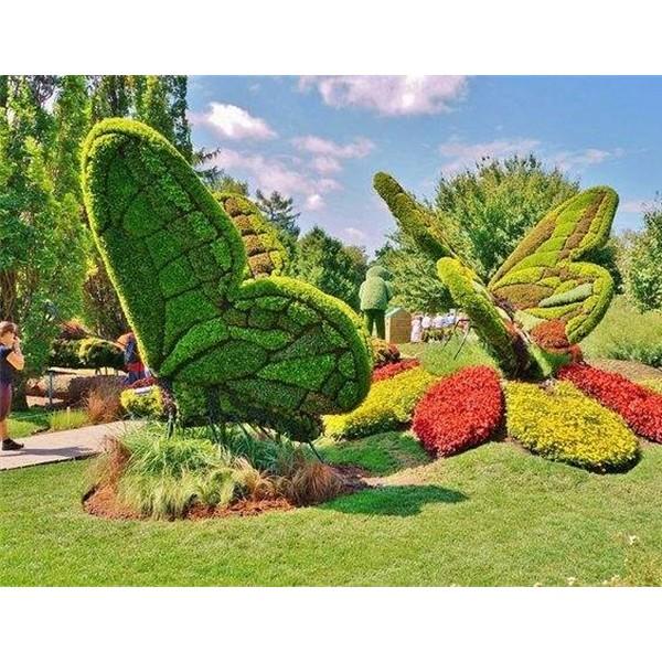 广州圣杰仿真绿雕,假绿雕,仿真植物绿雕厂家
