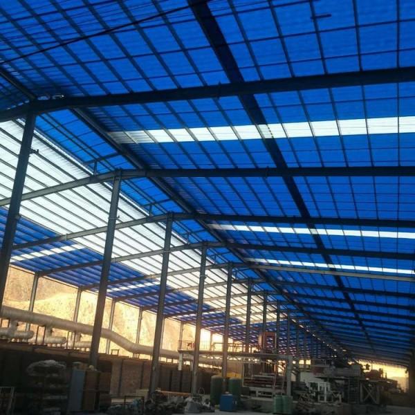 河南透明瓦 阳光板雨棚制作价格 frp透明采光瓦塑料采光板