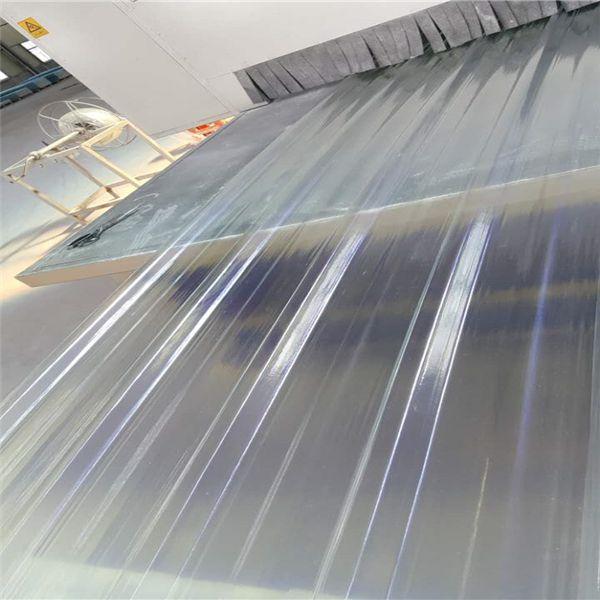 屋面厂房采光板-温室大棚透明瓦-采光板