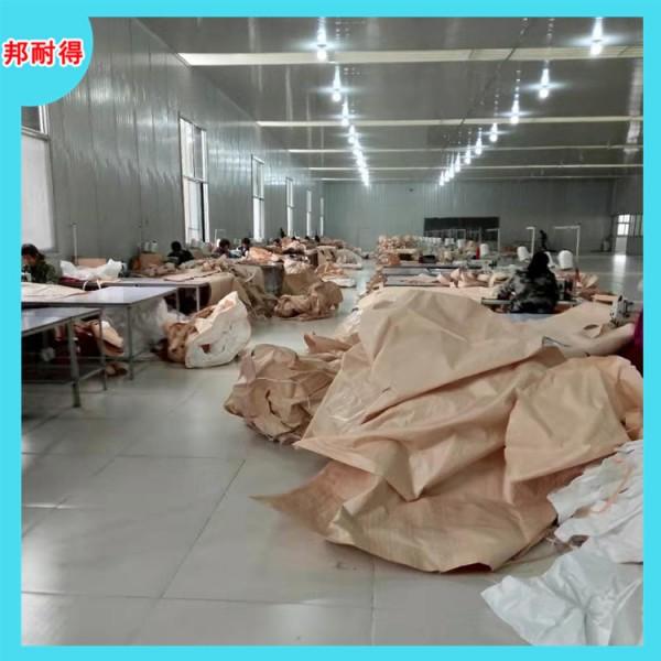 北安市pp拉筋带运输集装袋供应十字兜底吨袋集装袋