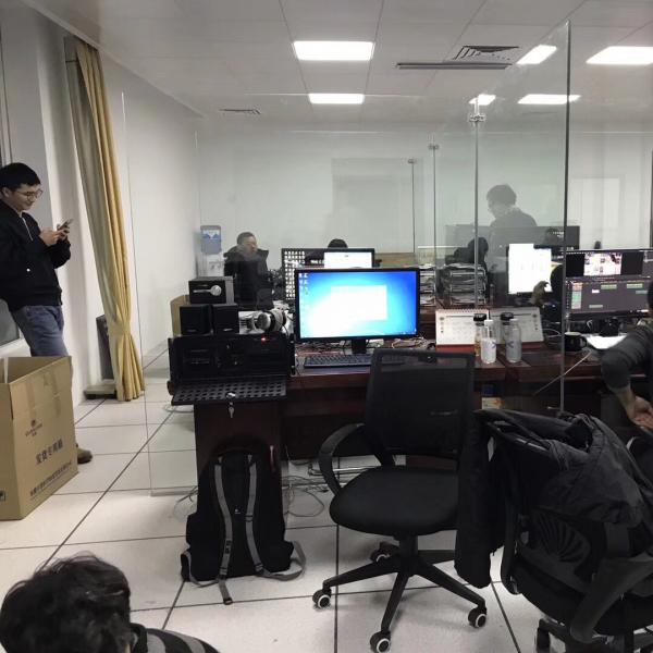 4K超清真三维虚拟演播室