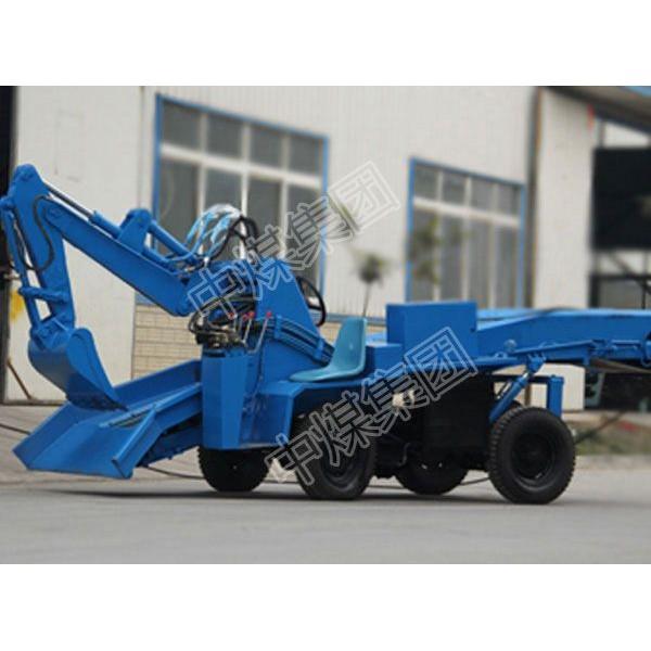 ZWY-80/30.75G轮式扒渣机