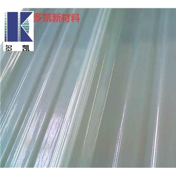 FRP采光板-化工厂房防腐瓦-温室大棚透明瓦-河南多凯新材料