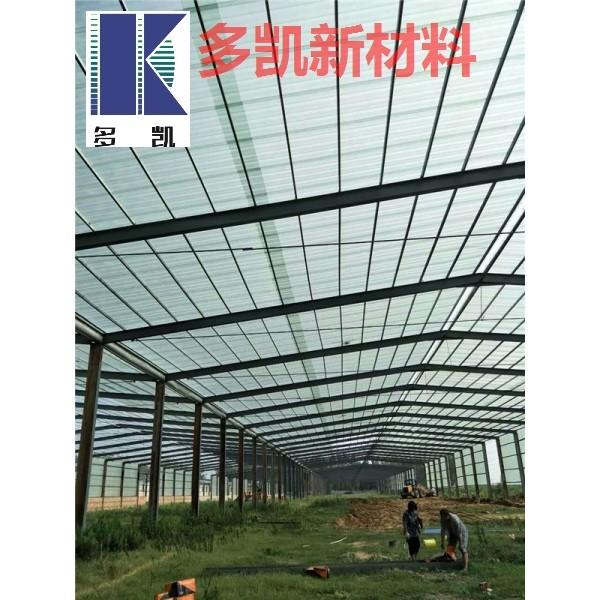 FRP采光板-玻璃钢透明瓦-河南多凯专业生产企业