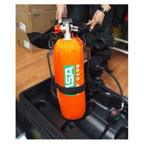 6.8L标准梅思安AX2100正压空气呼吸器