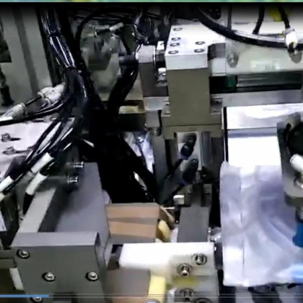 自动盘管包装设备