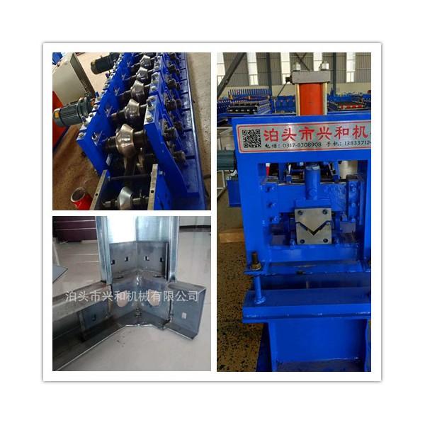 兴和压瓦机定制角钢成型机宽度可调节角铁机价格