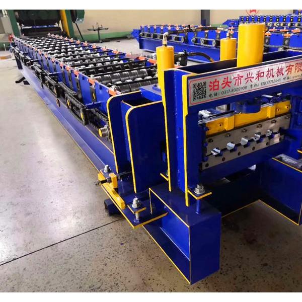 防滑脚踏板机一机三用400/500/600钢跳板压瓦机价格