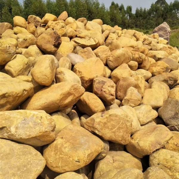 广东英德石黄蜡石原石可定制加工大量现货欢迎选购