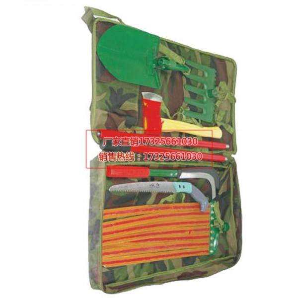 直销8件套多功能扑火工具包森林消防组合工具包扑火清火组合工具