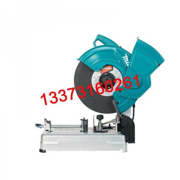 牧田LW1400型材切割机电动角铁钢管切割机大功率角铁切断锯