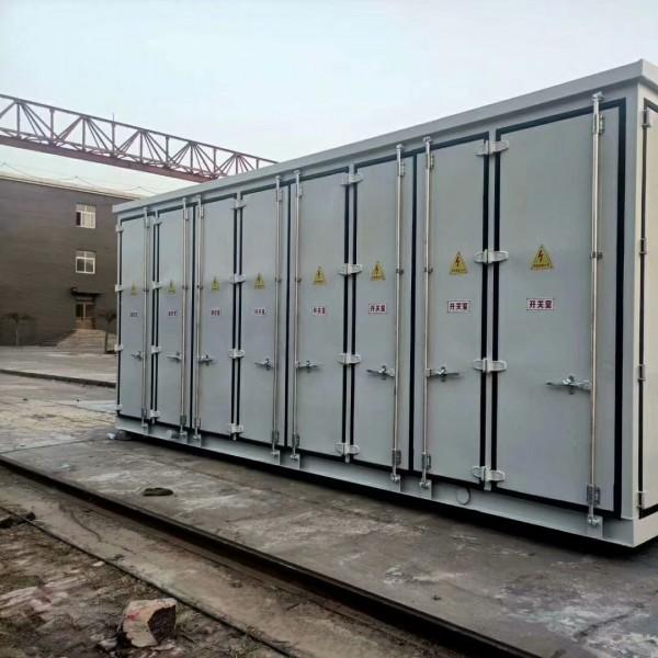 35kv设备预制舱 变电站预制舱厂家 沧州信合