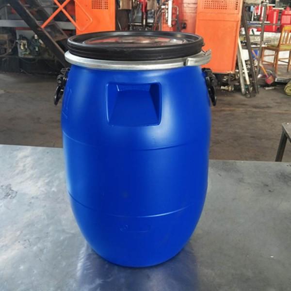 60L法兰口桶60升抱箍桶