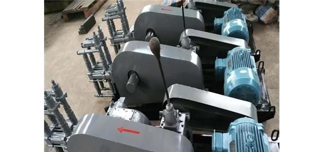 隧道路面SYB80双液调速注浆泵组成部分
