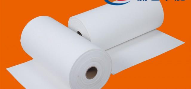 膨胀缝密封隔热纸硅酸铝纤维纸膨胀缝填充陶瓷纤维纸