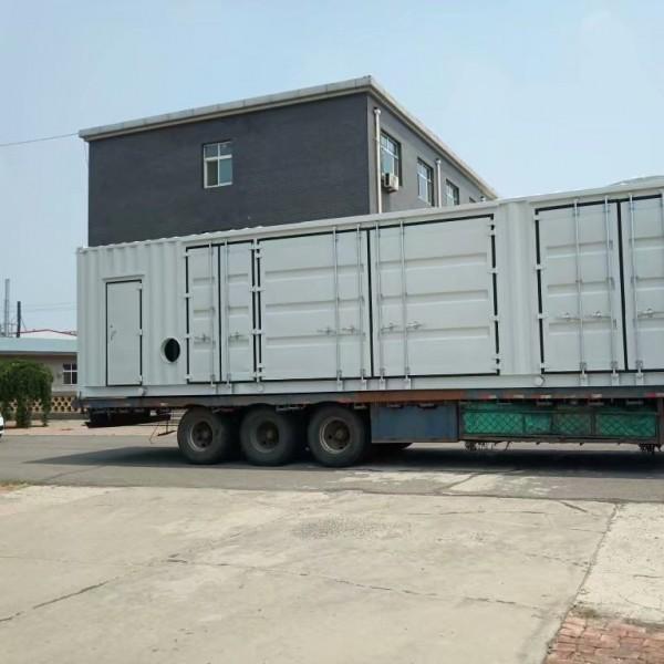 集装箱式一体化污水处理设备 生活污水处理设备价格优厂家优惠
