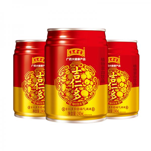 王老吉吉仁多坚果饮品