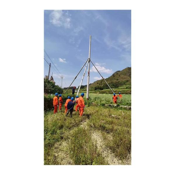 立杆机12米型 立杆器三角形