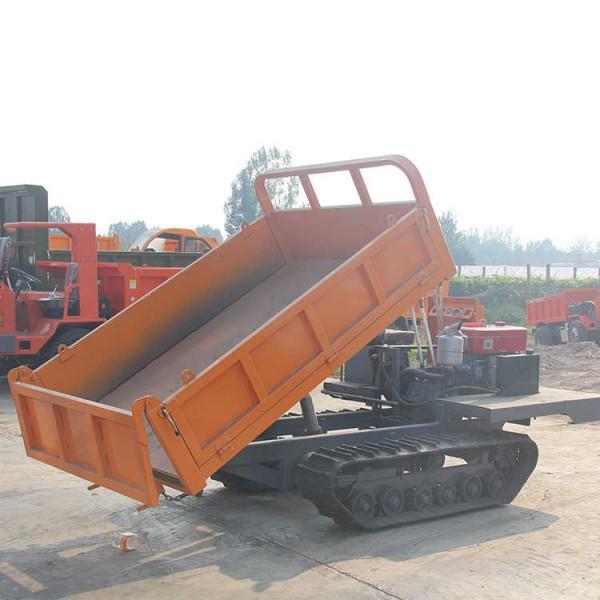 农用小型履带运输车 2吨果园履带运输车厂家直销