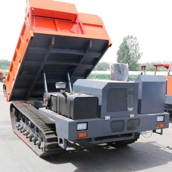 直销6吨履带搬运车 链轨式工程自卸车可适用各种地形