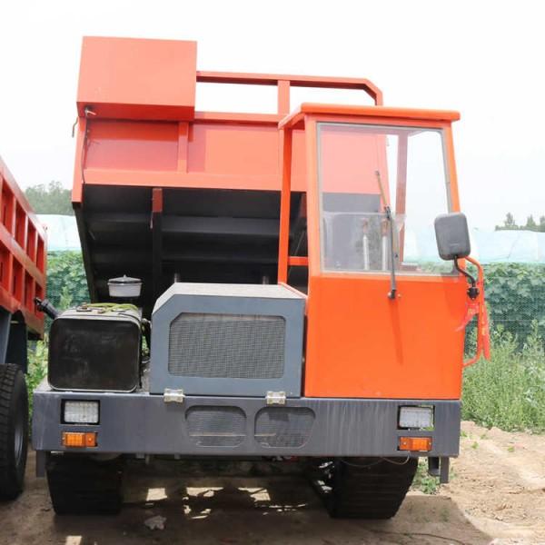 厂家直销工程砂石履带运输车 8吨爬山虎运输车动力充足